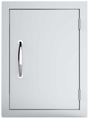 "DV1420 14"" x 20"" Classic Series Flush Style Vertical Single Access Door in Stainless"