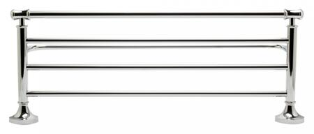 Click here for AB9583 Polished Chrome 23 inch Towel Bar & Shelf B... prices