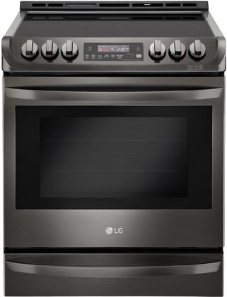 Electric Range With Grill Usa