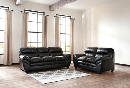 Tassler Durablend Collection 46501sl 2-piece Living Room Set With Sofa And Loveseat In