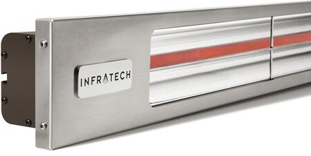 "Infratech SL1612B Single Element 26"" Length Slimline Electric Infrared Outdoor H"