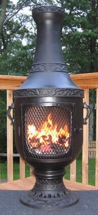 ALCH026CH Venetian Chiminea Outdoor Fireplace in