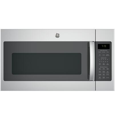 GE JNM7196SKSS 30 Inch Stainless Steel Over the Range 1.9 cu. ft. Capacity Microwave Oven