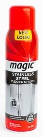 42-1015 17oz. Stainless Steel Spray Cleaner For Appliances  Metal Cabinets  Copper Surface  and Chrome