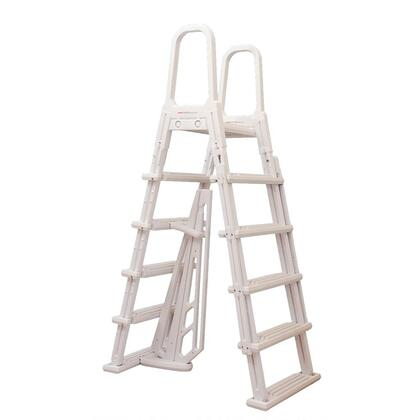 NE1222 A-Frame Flip Up Ladder for Above Ground
