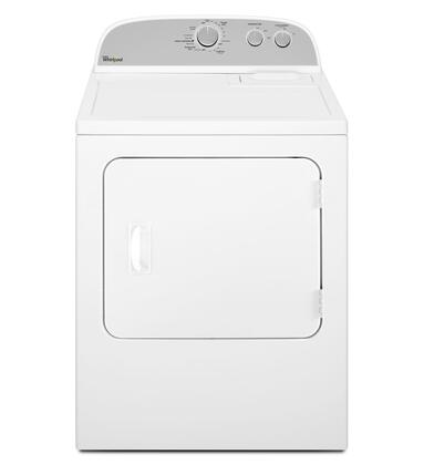 """WGD4815EW 30"""""""" 120 Volts Gas Top Load Vented Dryer with 7.0 cu. ft. Capacity in"""" 429808"""