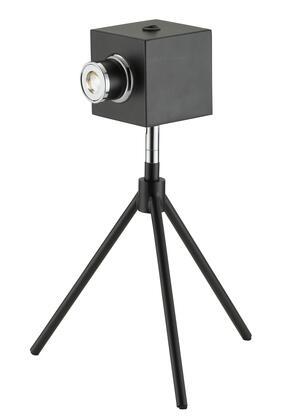 3802-01 Click Led Desk Lamp  Matte Black