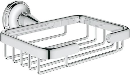 40659001 Essentials Authentic Small Size Filling Basket  in Starlight Chrome