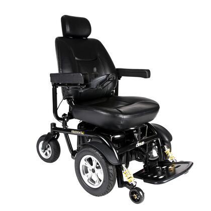 2850hd-24 Trident Hd Heavy Duty Power Chair  24