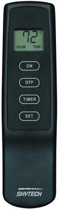 SKY-1001T/LCD-A Battery Operated Fireplace Remote with Timer and LCD