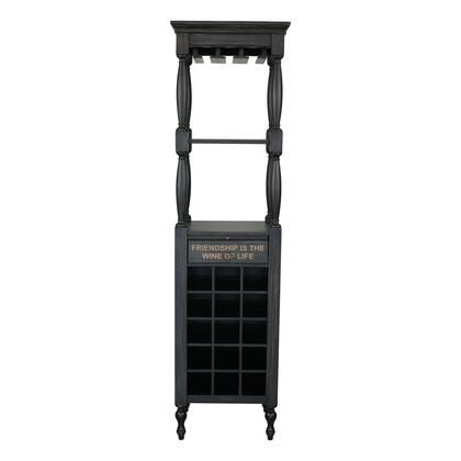 P020212 Fulton Wine Cabinet In