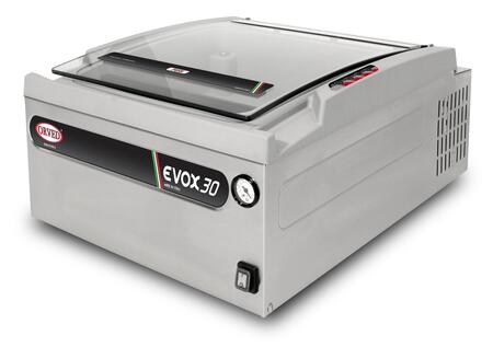 EVOX30 (Orved) Chamber Vacuum Machine provided with a vacuum sensor for inside and outside vacuum and is Friendly
