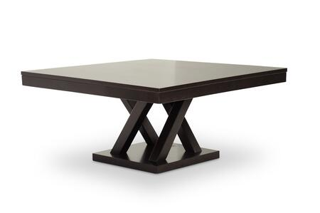 SA108-COFFEE TABLE Baxton Studio Everdon Modern Coffee Table  In Dark