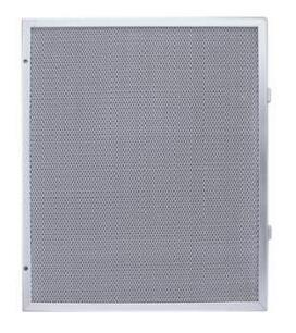 "WS-62NCF 15"""" Charcoal Replacement Charcoal Filter for Windster WS-62N Series Wall Mounted Range Hoods with Ductless Kit - Single"" 685254"