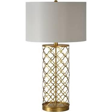 LPT579 Stardust Table Lamp Table Lamp in Gold