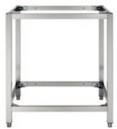 AX800 Oven Stand for Axis Full Size Oven in Stainless