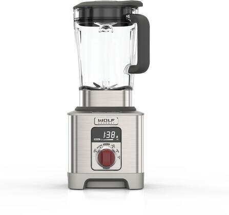 Wgbl100s 8 Gourmet Series High Performance Blender With 64 Oz. Capacity  Ultra-responsive Variable Speed  Intuitive Lcd Control Panel  And 4 Program Settings: