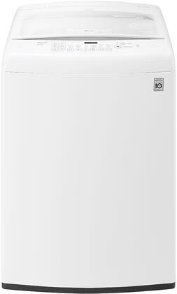 "WT1501CW 27"""" Energy Star Top Load Washer with 4.5 cu. ft. Capacity  Front Control Design  6Motion Technology and Smart Diagnosis in"" 643890"