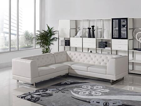 Divani Casa Windsor Collection VGMB1169B-WHT 93