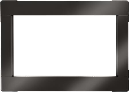 "MK2030BD 30"" Black Stainless Steel Trim"