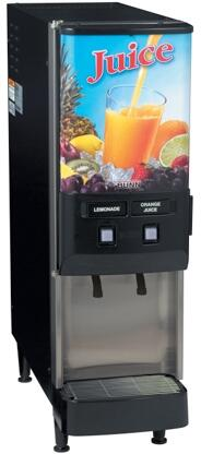37900.0001 JDF-2S 2 Flavor Cold Beverage System With 8lbs Ice Bank  Modular Dispense Deck  Push-Button  Portion Control  in 741087