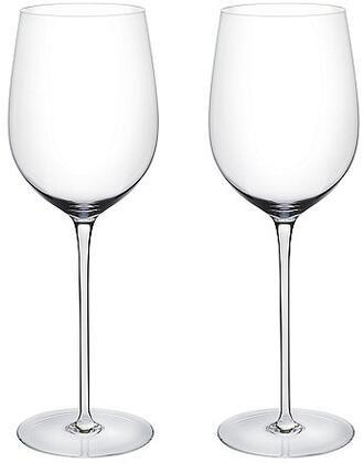 07860102 Zenology Long Stem Red Wine Glasses(Set of