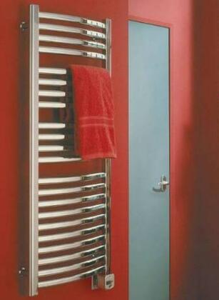 ECM1-PN Contemporary Collection Aloha Electric Towel Warmer Polished