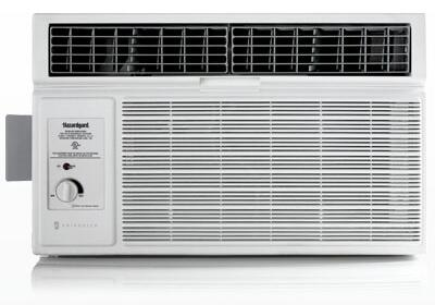 Hazardgard SH20M50A 19 500 BTU Window Air Conditioner For Hazardous Duty With Totally Enclosed Fan Motor  Heavy Duty Masonite Wing Board  Washable