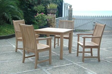 SET-11 5-Piece Bistro Table Set with 35