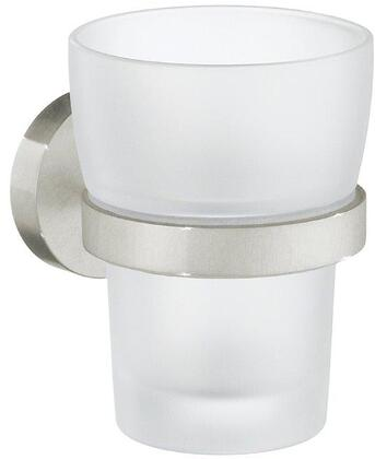 H343N Home Holder w/ Frosted Glass