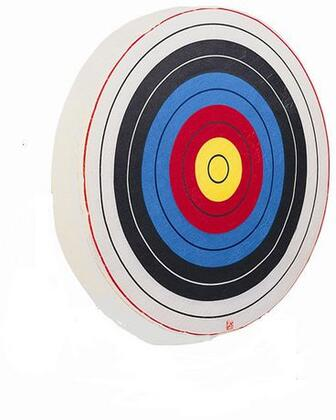 A748 48 inch  Archery Reversible Weatherproof 100% Self-Healing Foam Target with 10 Ring