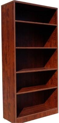 N158-MOC 65 Bookcase with 3mm PVC Banding in