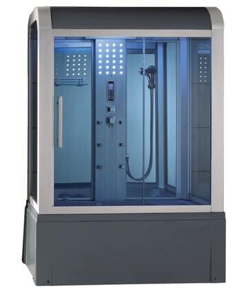 WS-501 110v ETL Certifired Steam Shower Enclosure