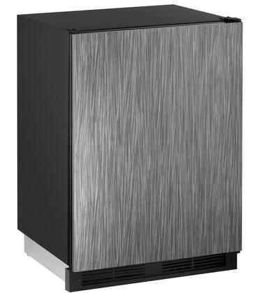 U1224FZRINT00A 24 inch 24 inch  Convertible Freezer with  4.8 cu. ft. Capacity  Digital Touch Pad Control  Convertible to Refrigerator  and Convection Cooling System  in