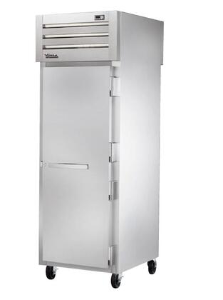 STA1FPT-1S-1S Spec Series Pass-Thru Freezer with 31 Cu. Ft. Capacity  LED Lighting  and Solid
