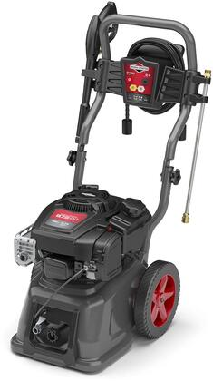 020686 Gas Pressure Washer with 3100 Max PSI  2.5 Max GPM  Quiet Sense Technology and Integrated Detergent Tank in