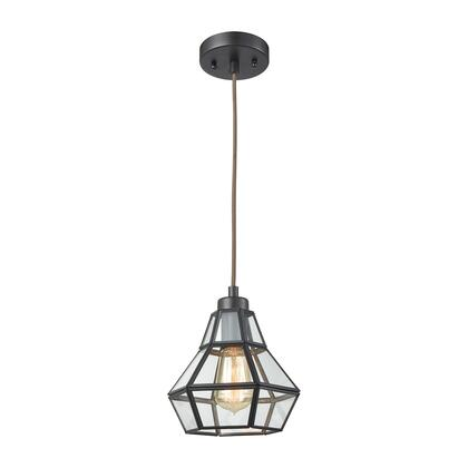 571251_Window_Pane_1_Light_Pendant_in_Oil_Rubbed_Bronze_with_Clear
