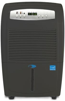 RPD-503SP 15 inch  Energy Star Certified Portable Dehumidifier with Pump  50 Pint Capacity  Auto-Shutoff  Dual Fan Speeds  102 CFM Airflow  Adjustable Humidity