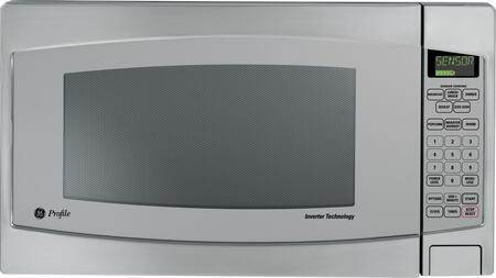 Profile JES2251SJ 24 2.2 cu. ft. Capacity  1200 Watt Countertop Microwave  Child Lockout  Extra Large Capcity  Sensor Cooking  Warming Oven Mode