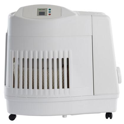 MA1201 14.5 inch  Console Style Large Home Evaporative Humidifier with Up to 12 Gallons Daily Output  3.9 Gallon Capacity  Up to 2500 Sq. Ft.  Multi-speed Control