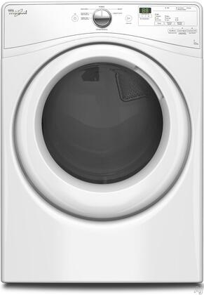 Click here for WED7590FW 27 Long Vent Front Load Electric Dryer w... prices