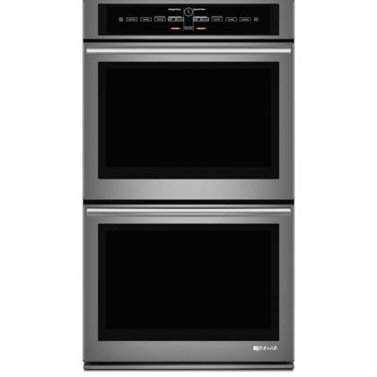 JENN-AIR JJW3830DS 30 10 Cu. Ft Euro-Style Stainless Steel Double Wall Oven