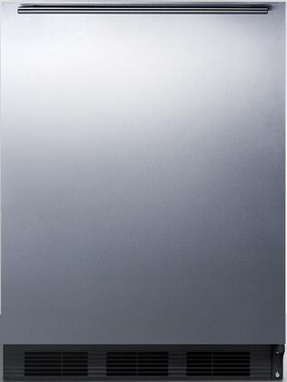 CT66BBISSHH 24 inch  CT66JBI Series Medical Freestanding or Built In Compact Refrigerator with 5.1 cu. ft. Capacity  Adjustable Glass Shelves  Crisper  Interior