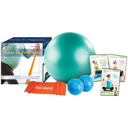 GP85131 Pilates for Pregnancy Workout