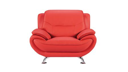 AE208 Collection AE208-RED-CHR 50