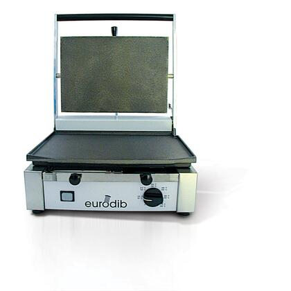 CORT-F Medium Single Panini Grill 220 Volts / 50 Hertz with Cooking Surface: 14.5