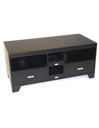 24706 47 inch  TV Stand with 2 Storage Drawers and 2 CD Drawers in