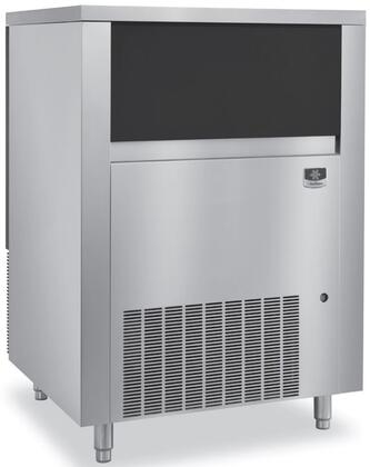 BG-0260 Large Gourmet Ice Machine with 306 lb Daily Production  143 lb Ice Storage Capacity  in Stainless