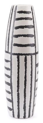 A10241 Croma Large Vase Black &