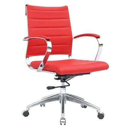 FMI10077-red Sopada Conference Office Chair Mid Back
